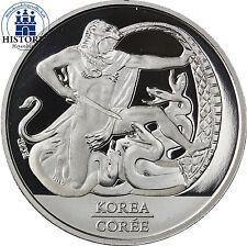 Kanada 1 Dollar Silber Gedenkmünze 2013 PP 60 Jahre Waffenstillstand mit Korea