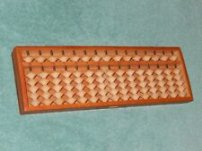 Japanese Wooden Abacus Soroban Calculator
