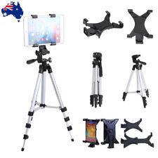 Universal Camcorder Camera Tripod Holder Adjustable Stand For iPad mini Air Pro