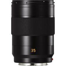Leica apo-summicron-SL 1:2/35mm ASPH. negro anodizado 11184