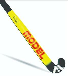 Model Hockey Stick Indoor CN-800 Mid Bow Profile Light 80% Carbon High stiff