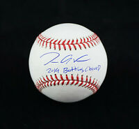 "Tim Anderson Chicago White Sox Signed Autograph Baseball ""2019 BATTING CHAMP"""
