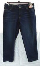 Women's R1893 Girlfriend Jeans Dark Wash Denim Size 14