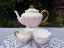 Antique Wileman Foley Rd272101 Dainty Shaped tea set *A/F*