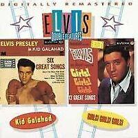 Elvis Presley - Kid Galahad - Girls! Girls! Girls! (Double Features 1) [CD]