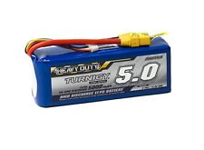 RC Turnigy Heavy Duty 5000mAh 4S 60C Lipo Pack w/XT-90