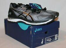 Asics Gel Nimbus 20 Men's Running Shoes Size US 10 1/2 mCarbon Gray / Black