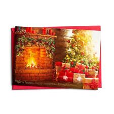Dayspring Warm Hearts-18 Boxed, Kjv Christmas Cards, Multi