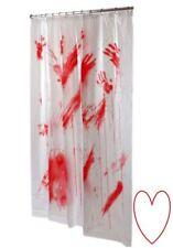Saignant Rideau Douche Halloween Horreur PSYCHO sang salle de bain décoration