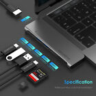 LENTION USB C HUB to HDMI USB 3.0 Adapter Card Reader for MacBook Pro Air 2020