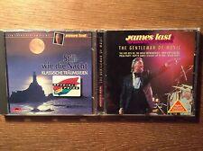 James Last [2 CD Albums] silencieux comme la nuit + The Gentleman of Music