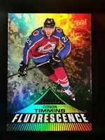 CONOR TIMMINS - 2019-20 UD Series 2 - FLUORESCENCE SP /150