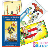 UNIVERSAL WAITE TAROT DECK CARDS ORACLE ESOTERIC TELLING SET US GAMES SYSTEMS