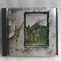 Led Zeppelin - IV : Untitled (CD,1988,Atlantic) A2-19129,EARLY JVC PRESS