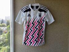 Stade Français Paris Home Rugby Shirt 2014/2015 Jersey S Adidas France