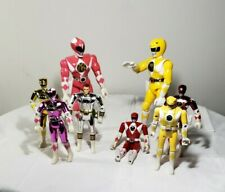 Mighty Morphin Power Rangers mixed lot
