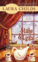 Stake & Eggs (A Cackleberry Club Mystery)-ExLibrary