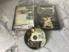 TREASURE ISLAND - PC VIDEO GAME - 2009 - DREAM CATCHER