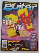 Guitar For The Practicing Musician March 1997 No Doubt Soundgarden Stone Temple