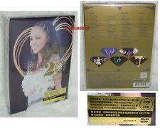 Namie Amuro 5 Major Domes Tour 2012 20th Anniversary Best Taiwan DVD+2-CD (live)
