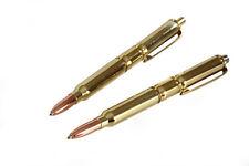 Heckler Koch Cartridge Amunition Caliber Bullet Pen/Pencil Set CHL Gift