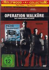 DVD - Operation Walküre - Das Stauffenberg Attentat - Neu &  OVP Tom Cruise
