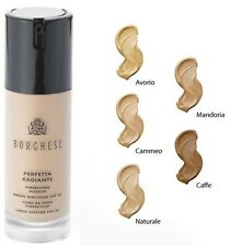Borghese Perfetta Radiante Perfecting Makeup Caffe NEW IN RETAIL BOX
