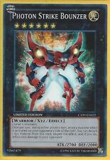 YuGiOh CT09-EN022 Photon Strike Bounzer Super Rare Promo Card