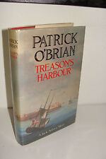 Treason's Harbour by Patrick O'Brian UK 1st/1st 1983 Collins Hardcover