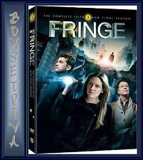 FRINGE - COMPLETE SEASON 5 - FIFTH & FINAL SEASON ***BRAND NEW DVD**