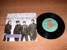 "VINYL "" CULTURE CLUB  Disco in vinile  45 giri  - Move Away - Sexuality"