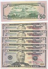 50 DOLLARI/FIFTY DOLLARS - U.S. FDS/UNC - PREZZO STRACCIATO...!!!!