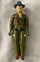 GI JOE WILD BILL - ARAH - Dragonfly Pilot - v1 1983 - Vintage Action Figure