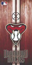 Arizona Diamondbacks Custom Cornhole Boards Wrap MLB Decal Custom Vinyl CDA01
