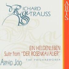 WARREN GREEN JOO PHILHARMONIA - RICHARD STRAUSS - EIN HELDENLEBEN OP.40  CD NEUF