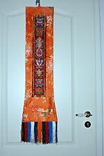 Wandbehang Türbehang Säulenband Nr.29 M Glückssymbole TIBET BUDDHA INDIEN NEPAL