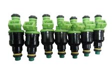 Set of 4 Green Top Racing Injectors 440CC 42 lb/hr 0280150558 fits bosch