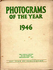 PHOTOGRAMS OF THE YEAR 1946 - PEGGY DELIUS, LESLIE COLLIER and SAM CHADWICK