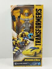 TRANSFORMERS BUMBLEBEE 11 INCH BUMBLEBEE ACTION FIGURE- 3 STEPS TO TRANSFORM