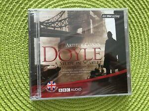 (as) - CD Rom - A Study in Scarlet - Arthur Conan Doyle - BBC - English Edition
