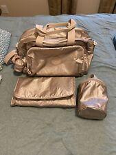Kipling Camama Gold Diaper Bag