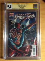 Amazing Spider-Man #1 Mhan Var CGC/SS 9.8 Signed Humberto Ramos