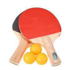 5 All In One Table Tennis Set Paddles Bats Balls Games Party 2 Players Ping Pong