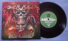"Vinyl, 7"" von  Overkill / Kreator – Man In Black / Warrior Heart"
