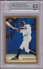 Alfonso Soriano, 1999 Topps Traded, ROOKIE!!!, BGS 8.5