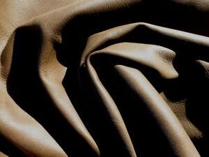 Lambskin lamb sheepskin leather hide Deep Olive Green glove soft