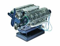 Haynes V8 Combustion Engine Build your own model Working Engine Kit Xmas Present