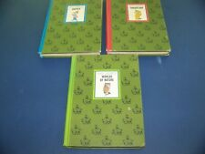 1965 Walt Disney's World's Of Nature - Fantasyland - America Lot of 3