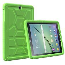Samsung Galaxy Tab A 8.0 Poetic [Turtle Skin] Splash proof Protection Soft Case