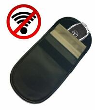 Car Keyless Entry Fob Guard Signal Blocker - Genuine Faraday Bag Block Theft